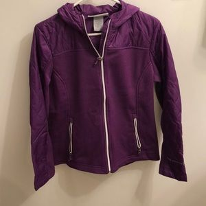 Free Country purple jacket